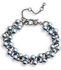 women's kate spade new york nouveau imitation pearl bracelet
