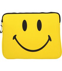 chinatown market smiley laptop case