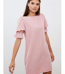 sukienka melissa różowa