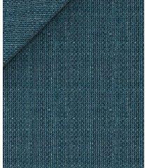 giacca da uomo su misura, vitale barberis canonico, blu petrolio seta mohair, primavera estate   lanieri