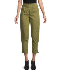 joie women's mirenda pants - chive - size 4