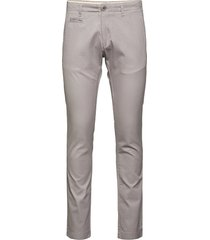 twisted twill chinos chino broek grijs knowledge cotton apparel