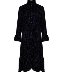 noella noella dress nara black dot