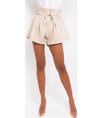 akira omw paperbag shorts