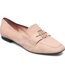 essential hardware loafer loafers låga skor beige tommy hilfiger