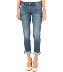 kut from the kloth catherine boyfriend ankle jeans