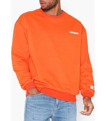sixth june reflective sweatshirt tröjor orange