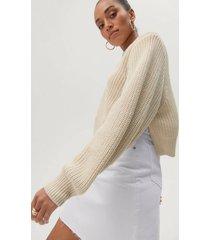 tröja kourtney knitted sweater