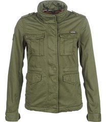 parka jas superdry amelia rookie icon jacket