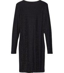 dress glittery slim fit