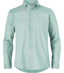 skjorta mélange shirt l/s