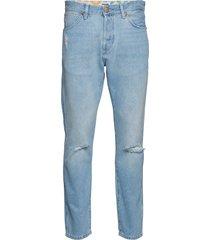 slider jeans blå wrangler