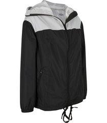 giacca outdoor a collo alto (grigio) - bpc bonprix collection