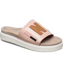 slipper dipama inuikii shoes summer shoes flat sandals rosa inuikii