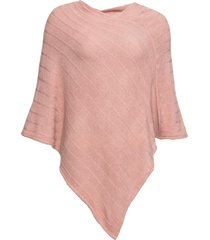 poncho (rosa) - bpc bonprix collection