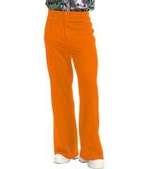 buyseasons men's disco pants orange