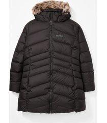 chaqueta montreal coat plus negro marmot