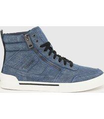 zapatilla  s dvelows sneakers  azul marino diesel