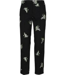 red valentino may lily cigarette pants