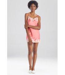 lolita chemise sleepwear pajamas & loungewear, women's, 100% silk, size s, josie natori