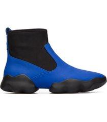 camper dub, sneaker donna, blu/nero, misura 41 (eu), k400109-008