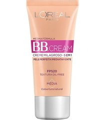 bb cream l'oréal paris creme milagroso 5 em 1