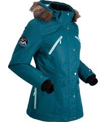 giacca tecnica outdoor (petrolio) - bpc bonprix collection