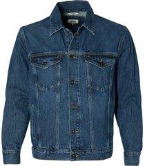 tommy jeans jack - modern fit - blauw