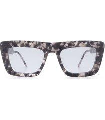 thom browne thom browne tbs415 grt sunglasses