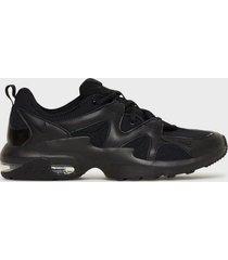 nike sportswear nike air max graviton sneakers black