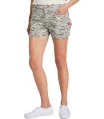 dickies juniors' camo-print cargo shorts
