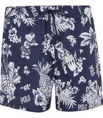 ralph lauren slim traveler shorts