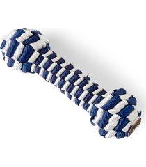 braided dog toys - bone