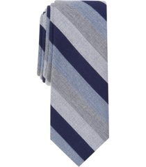 bar iii men's hazel stripe tie, created for macy's