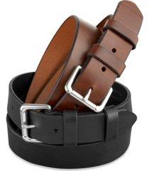polo ralph lauren men's casual leather belt