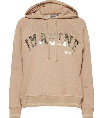 kash hoodie sweatshirt hoodie beige mos mosh