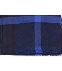 churchs scarf in pure virgin wool