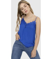 blusa altair azul racaventura