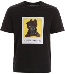 neil barrett fetish bear 01 t-shirt
