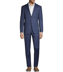 classic fit pinstripe wool suit