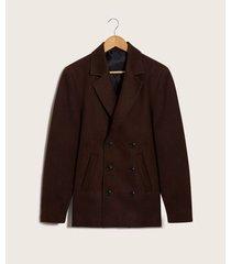 chaqueta doble abotonadura