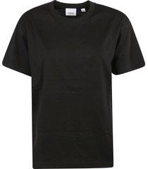 burberry back logo print t-shirt