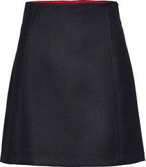 dalila kort kjol svart max&co.