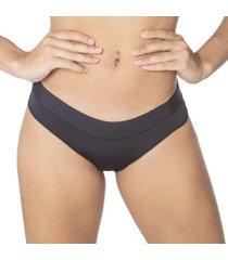 calcinha nayane rodrigues modelo tanga cós com tecido duplo feminina - feminino