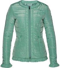 giacca trapuntata (verde) - bpc selection