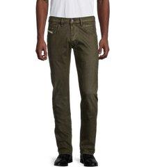 diesel men's d-bazer tapered-fit jeans - sandy beige - size 29