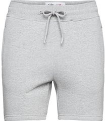 knox jogger recycled cotton shorts shorts casual grå kronstadt