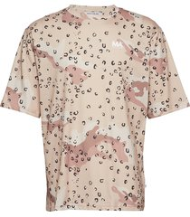m.a. tee/camo t-shirts short-sleeved rosa martin asbjørn