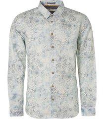 no excess overhemd met bloemprint 11410222/010