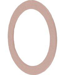 jil sander slip-on cuff bracelet - pink